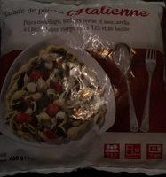 Salade de pates a l'italienne - Produit - fr