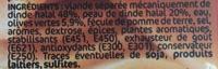 La Mortadélice aux Olives - Ingrédients - fr