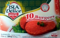 10 Burgers - Product