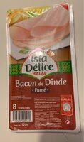 Bacon de dinde - Product