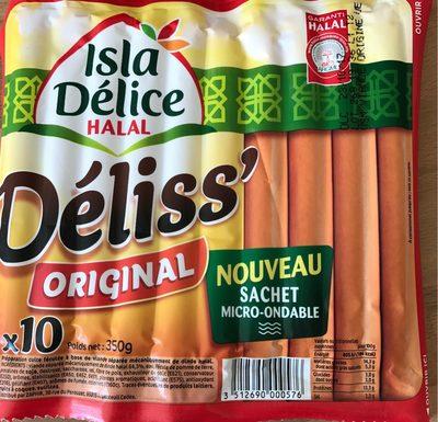 Déliss' Original - Product - fr