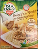 Emincés de Poulet aux Champignons riz basmati - Product