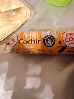 Cachir Halal - Product