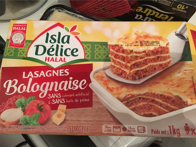 Lasagnes Bolognaise - Product