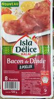 Bacon de Dinde à poêler - Product