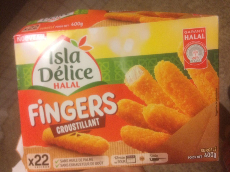 Fingers croustillant - Product