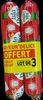 Saveur'délice goût boeuf - Produit - fr