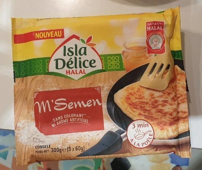 m'semen - Product - fr