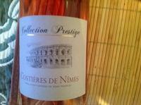 Vin rose costière de Nîmes 13% - Product - fr