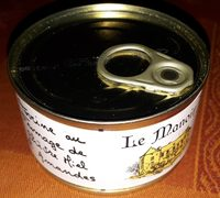 Terrine au Fromage de Chèvre, Miel et Amandes - Product - fr