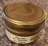 Terrine de canard aux figues - Produit - fr