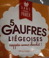 Gaufres liégeoises - Produit - fr