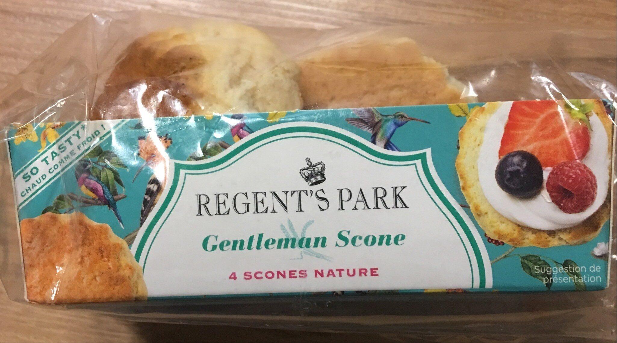Gentleman scone - Prodotto - fr