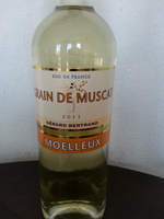 Grain de Muscat 2013 - Product