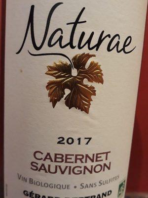 Naturae - Ingrédients - fr