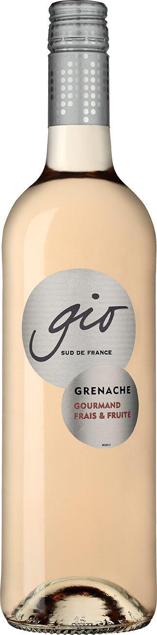 GIO Rosé Grenache - Prodotto - fr