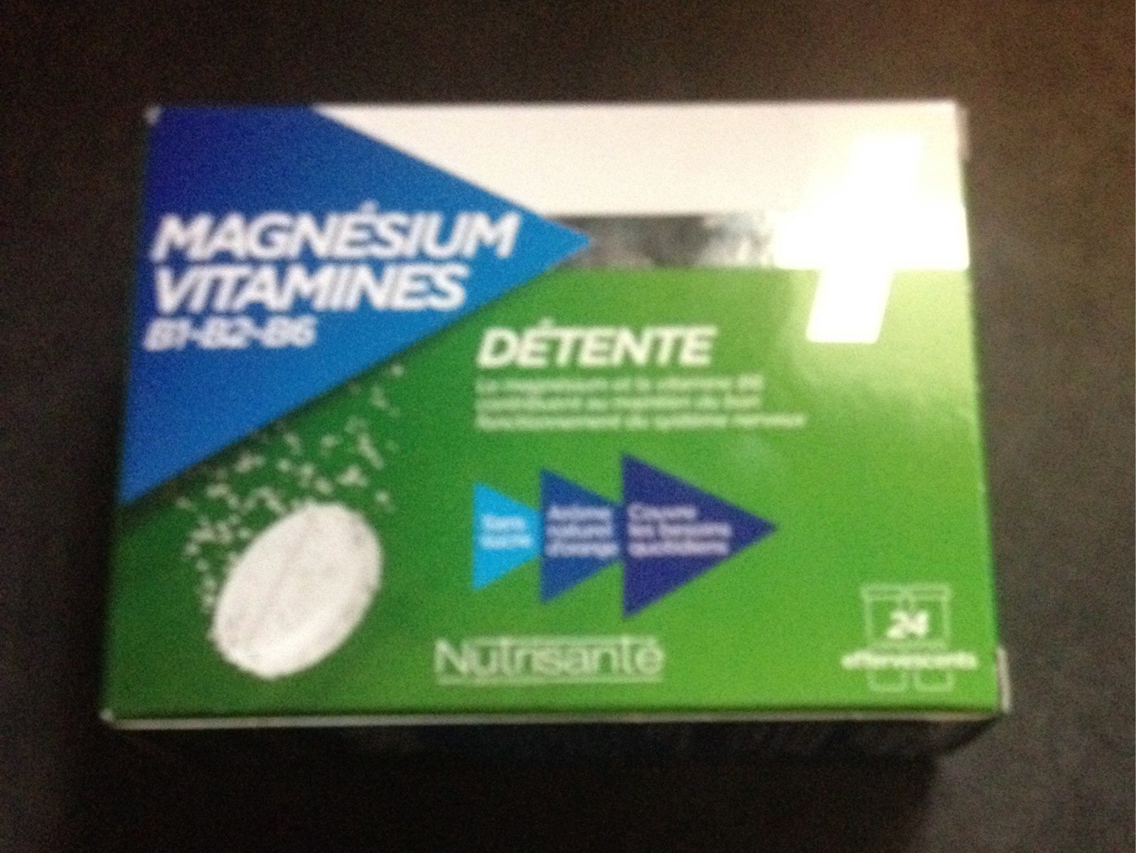 Magnésium - Produit - fr