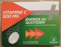 Nutrisanté Vitamine C - Produit