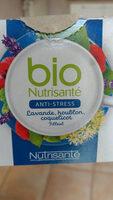 Nutrisante Infusion Bio Anti-stress 20 Sachets - Product