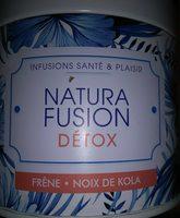 Nutrisante Natura Fusion Infusion Détox 100G - Product - fr