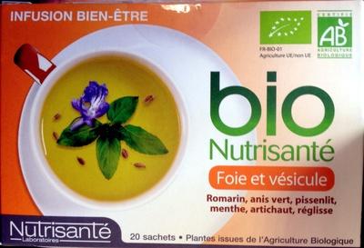 Bio nutrisanté foie et vésicule - Product
