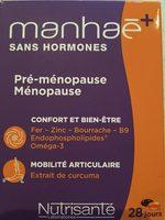 Manhaé + - Produit - fr