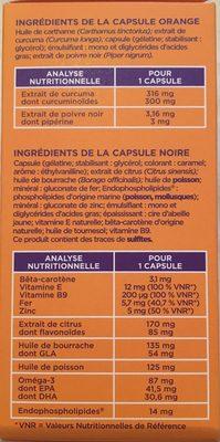 Manhaé + - Ingrédients - fr