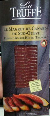 Le Magret de Canard du Sud-Ouest fumé au bois de hêtre - Produit - fr