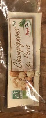 Champignons de paris - Produit - fr