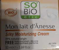 Mon lait d'ânesse - Product