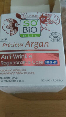 Precieux argan anti-wrinkle care - Product - fr