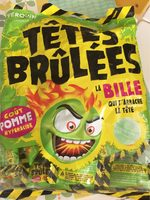135G Tete Brule Pomme Verquin - Product - fr