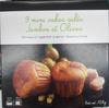 9 mini cakes salés jambon et olives - Product