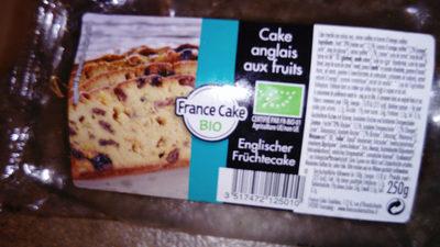 Cake anglais aux fruits - Product - fr