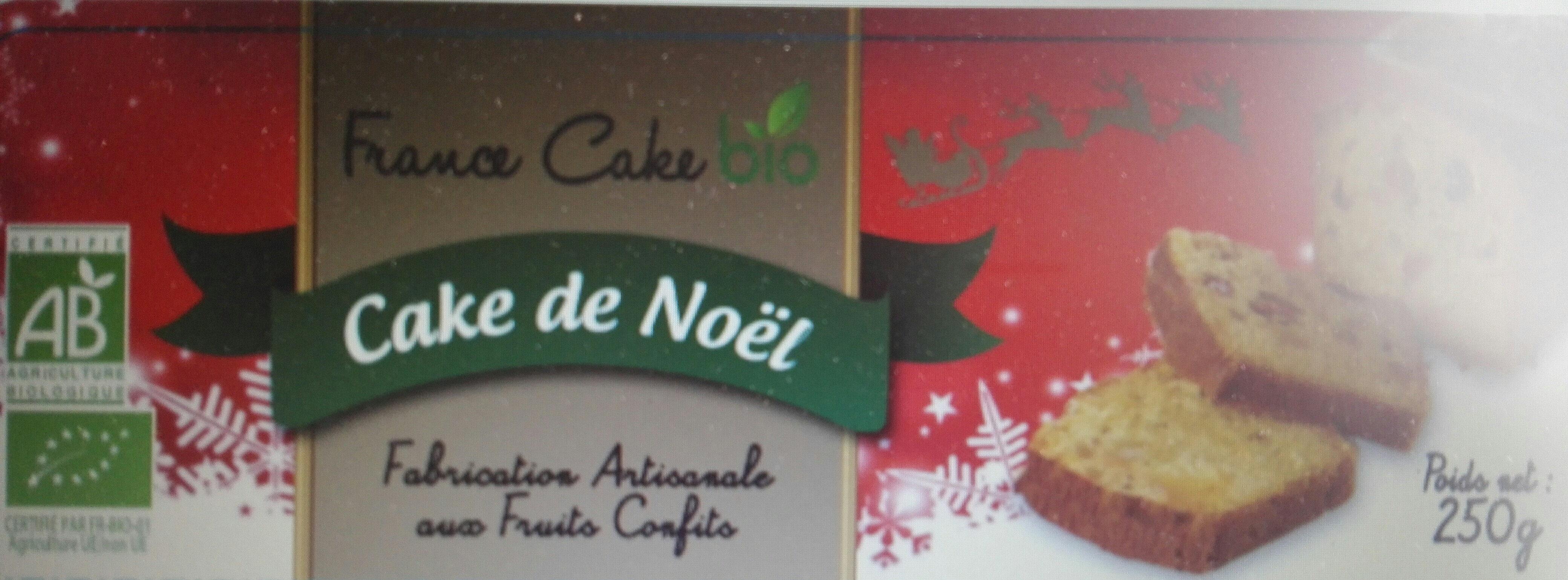 Cake de Noel - Product - fr