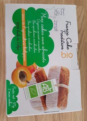 Mini Cake aux Abricots - Product