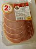 Filet de bacon fumé au bois de hêtre - Produit