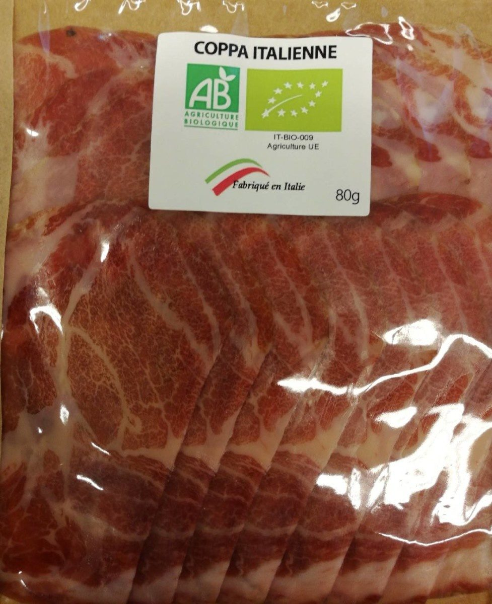 Coppa italienne - Product
