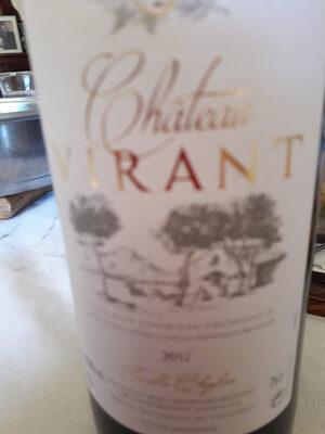 château Virant - Product