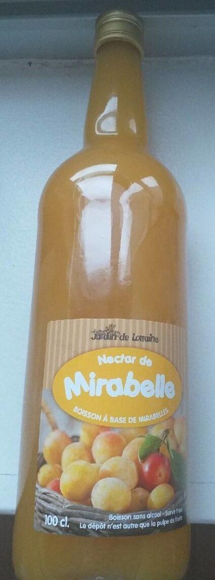 Nectar de Mirabelle - Product