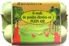 6 Œufs de Poules Élevées en Plein Air - Produit