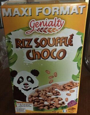 Riz soufflé choco - Product - fr