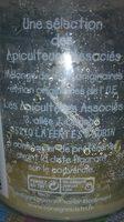 Miel de fleurs crémeux - Ingredients - fr