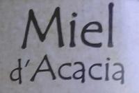 Miel d'Acacia - Ingrédients