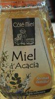 Miel d'Acacia - Informations nutritionnelles