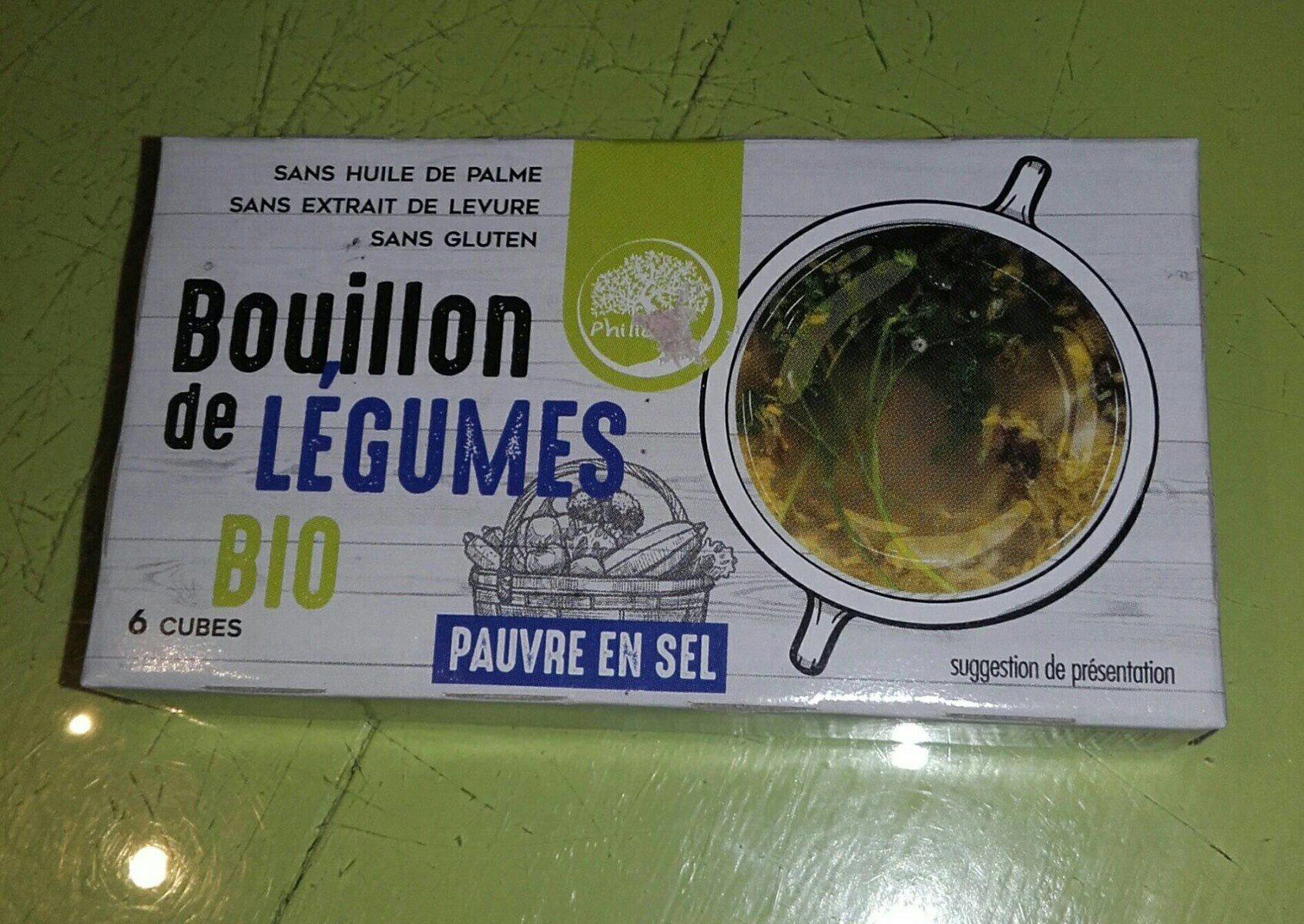 Bouillon de legumes - Produit - fr