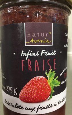 Infini fruit fraise - Product