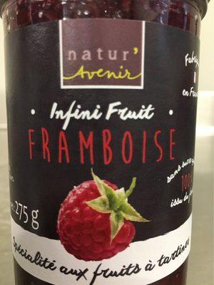 Infini fruit framboise - Product