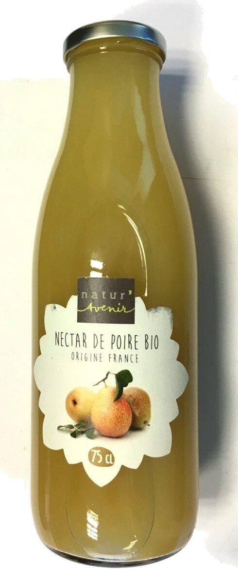 Nectar De Poire Bio - Prodotto - fr