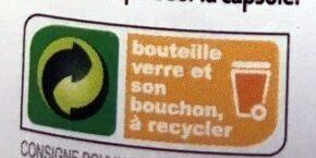 Nectar De Poire Bio - Istruzioni per il riciclaggio e/o informazioni sull'imballaggio - fr